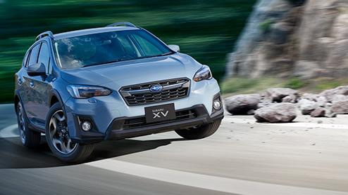 スバルXVフルモデルチェンジ!新型車の安全性や価格を紹介