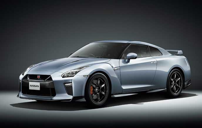 日産GT-RのTrack editionモデル