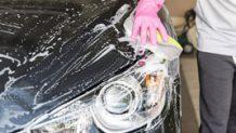 手洗いの洗車の方法と手順・おすすめの7つ道具と時間帯