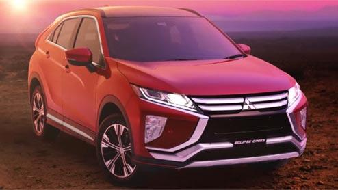 エクリプスクロス3月1日発売!価格やPHEVや燃費など三菱新型SUV最新情報