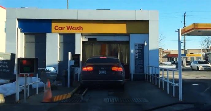地元民に愛されるガソリンスタンド