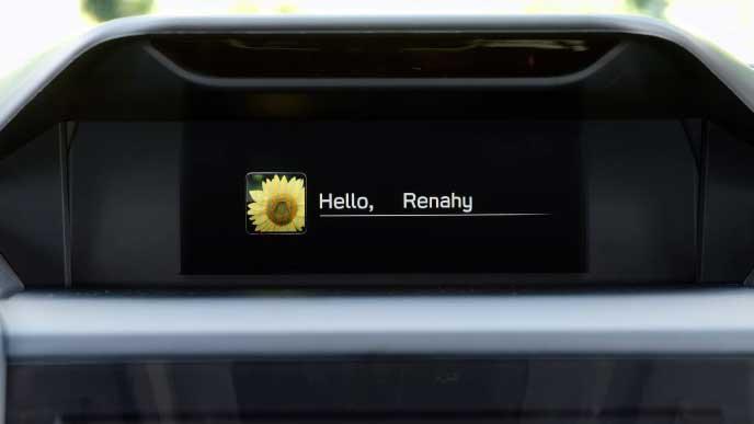 ドライバーの表情を検知する乗員認識技術