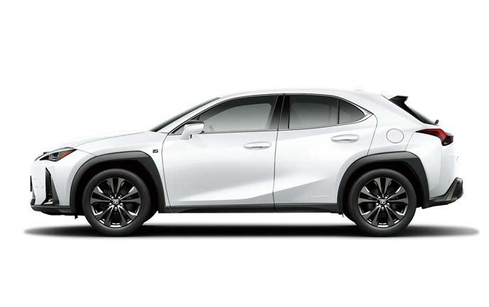 ホワイトノーヴァガラスフレークの新型UX