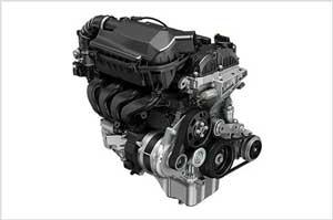 ハスラーのパワフルなエンジン