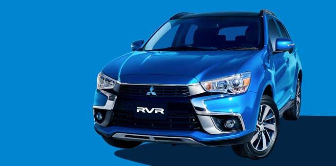 2017年2月16日マイナーチェンジした新型RVR