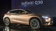 インフィニティQ30・QX30発売!プレミアムな外装と内装に注目