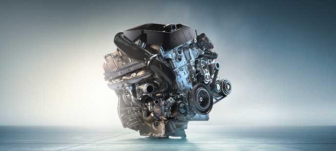BMW・X1に搭載されるエンジン