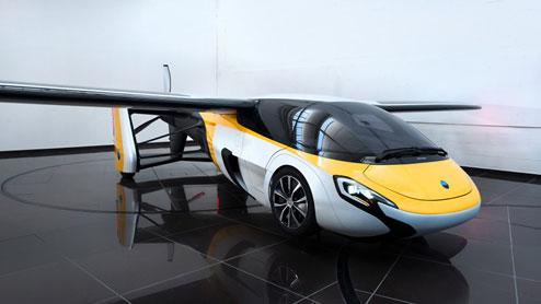 空飛ぶ車の実現は夢じゃない~現在開発中のスカイカー5台