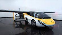 空飛ぶ車の実現は夢じゃない~2017年から発売されるスカイカー5台