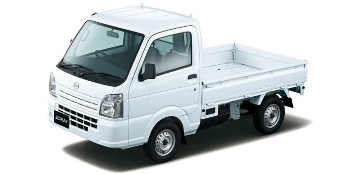 マツダ・スクラムトラックのエクステリア