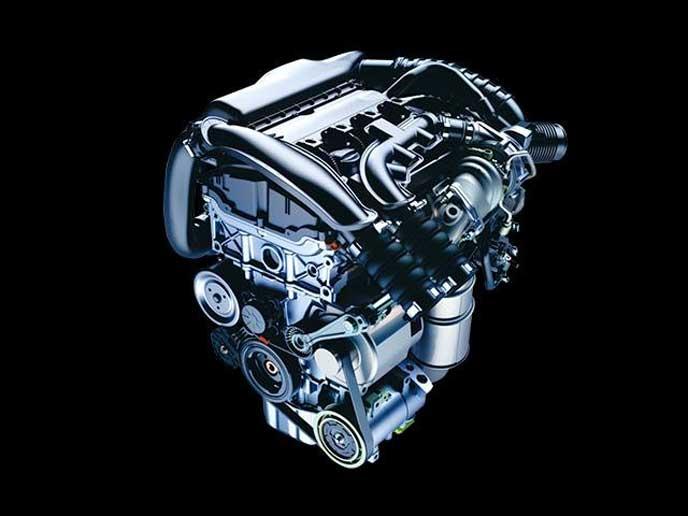 プジョー3008のエンジン