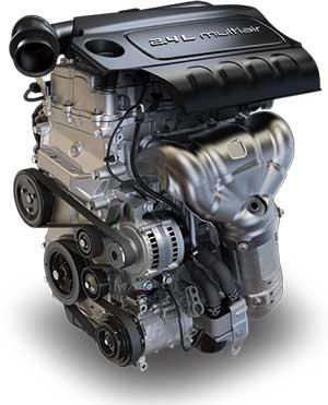 レネゲードのエンジン