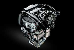 クロスバックのエンジン