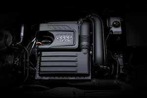 アウディQ2のエンジン