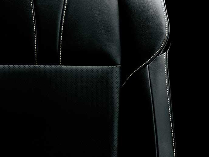 本革シートの表皮