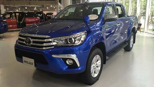 【ハイラックス日本発売】海外では2019年モデルも登場 新型ピックアップトラックの見た目や装備・価格帯