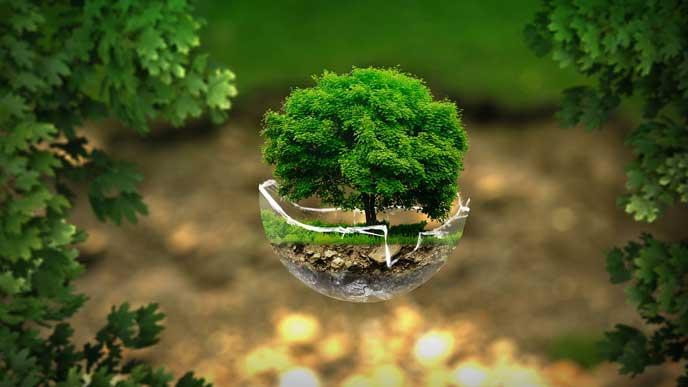 エコ対策のイメージ