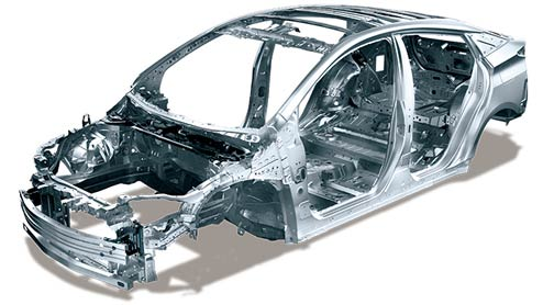 モノコック構造は車の製造でどう活きる?特徴とメリット!