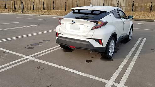 バック駐車の苦手を克服する初心者から上級者まで使える簡単テクニック