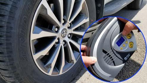タイヤ空気圧チェックは月イチが目安!セルフのやり方をチェック