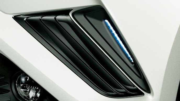 C-HRのアーバンスタイルforトヨペットのLEDスタイリッシュビーム