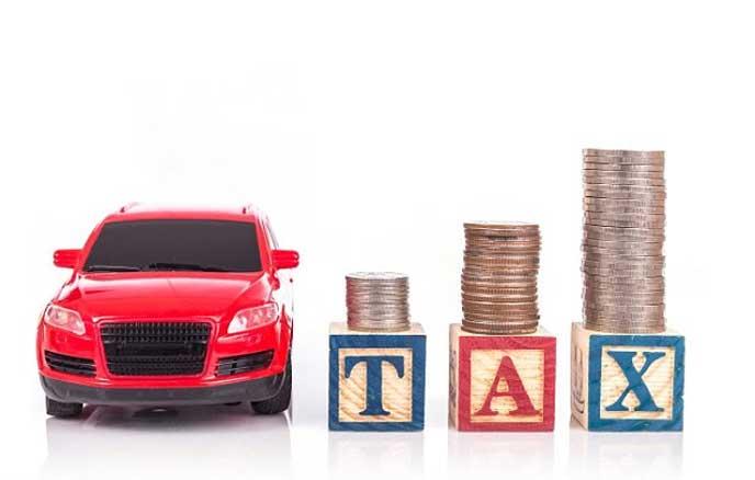 自動車税のイメージ画像