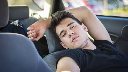 車中泊のおすすめ場所~安心して駐車できる定番スポット