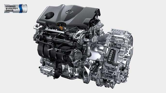 新型エスティマに搭載される新エンジン