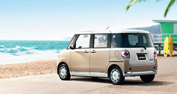 日本で販売される最新の軽自動車