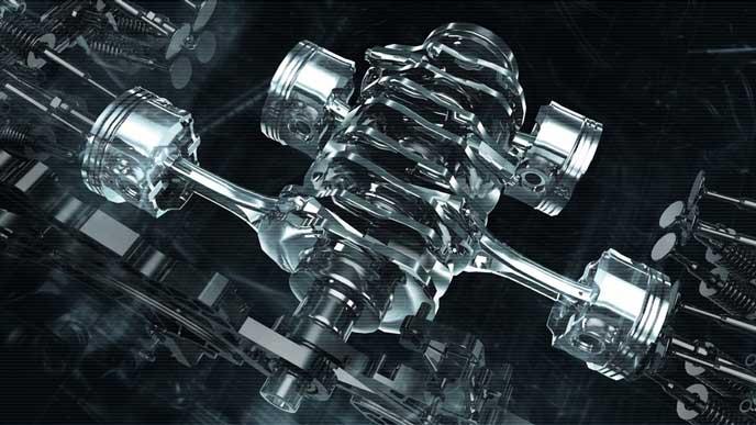 スバルのボクサーエンジン