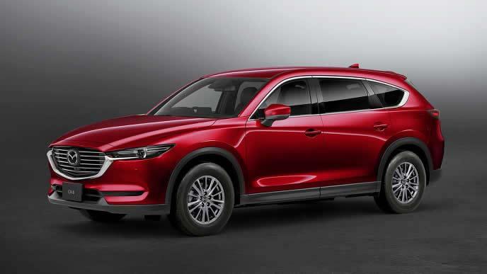 CX-8特別仕様車スマートエディションのエクステリア