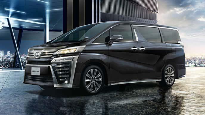 2021年に追加したヴェルファイアの特別仕様車ゴールデンアイズ2