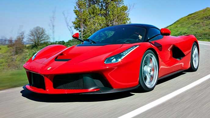 フェラーリla Ferrari