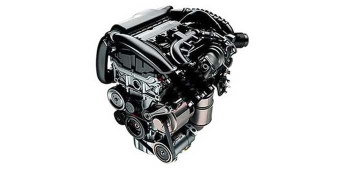 グランドC4ピカソのエンジン