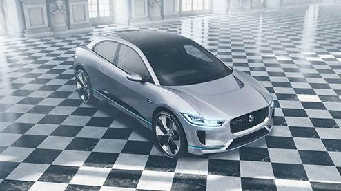 ジャガーのI-PACEは初のEV車!スポーティな性能と上質なインテリア