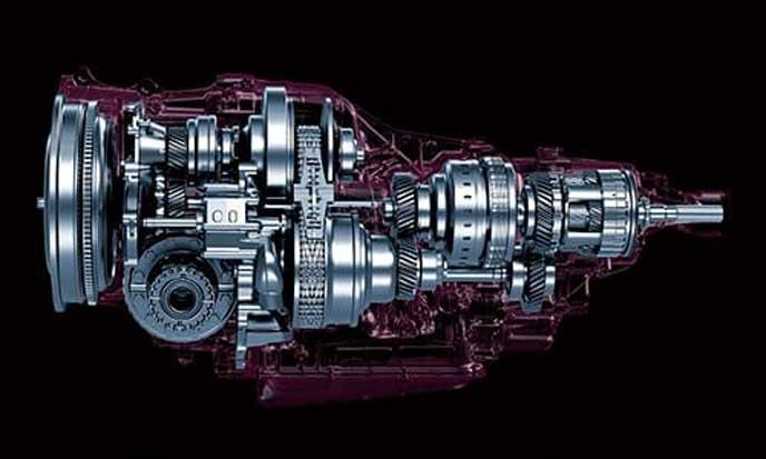 新型レヴォーグのハイパフォーマンスエンジン