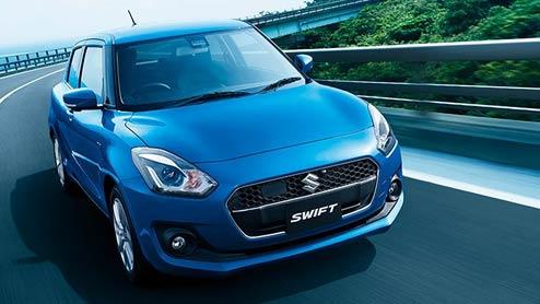 新型スイフトがフルモデルチェンジで燃費32.0km/Lへ 特別仕様車XRリミテッドも追加