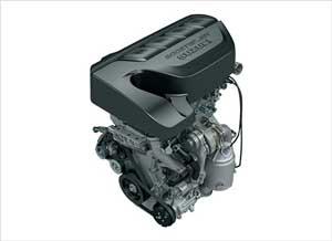 新型スイフトスポーツのエンジン