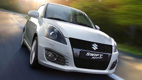 スズキ新型スイフトスポーツがフルモデルチェンジ!走りと燃費が向上