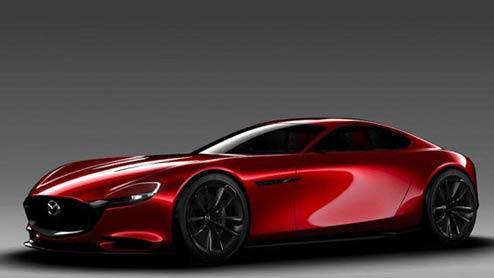 マツダ新型RX-7の発売は2017年!SKYACTIV-Rの搭載や美しい外観
