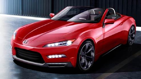 ホンダ新型S2000は2020年に発売か?搭載エンジンやエクステリア