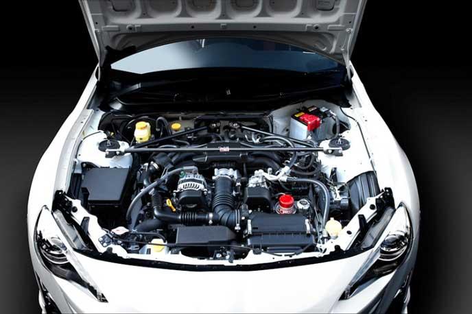 新型86GRMNに搭載されるエンジン