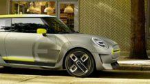 新型EV車MINI Eのコンセプトモデルから市販モデルを予想