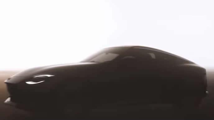 NissanNextで公開されている新型フェアレディZ
