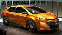 新型カローラ フルモデルチェンジ!2018年内に3ナンバーセダンへ