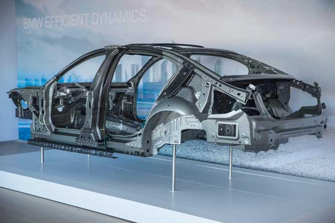 BMW X7のプラットフォーム