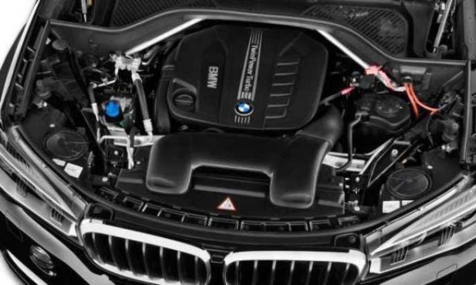 BMW X7に搭載されるエンジン