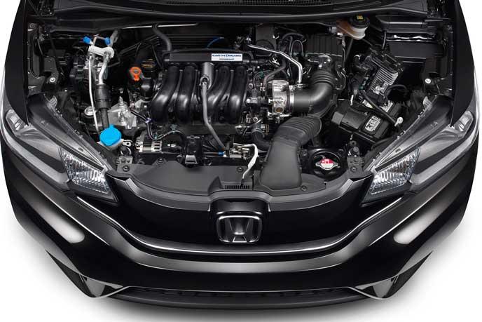 新型インサイトに搭載されるエンジン