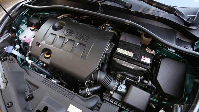 新型S-FRのエンジン