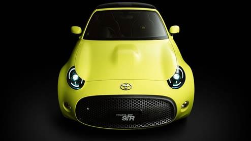 トヨタS-FRのスペックまとめ!コンパクトスポーツカーで2020年頃発売予定